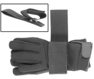 Handskhållare